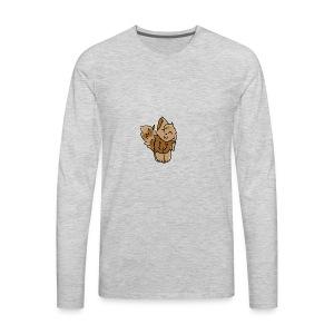 noth light fire... - Men's Premium Long Sleeve T-Shirt
