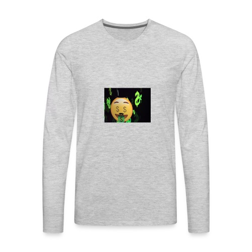 Mrawesome - Men's Premium Long Sleeve T-Shirt