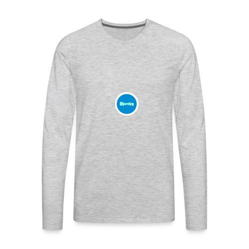 SPECKY MERCH - Men's Premium Long Sleeve T-Shirt