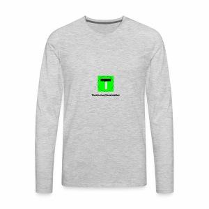 TheMutantCreeperBoy Merch - Men's Premium Long Sleeve T-Shirt