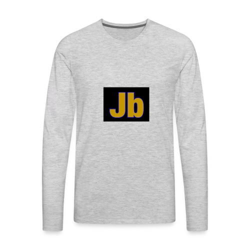 jbjakeshirt - Men's Premium Long Sleeve T-Shirt