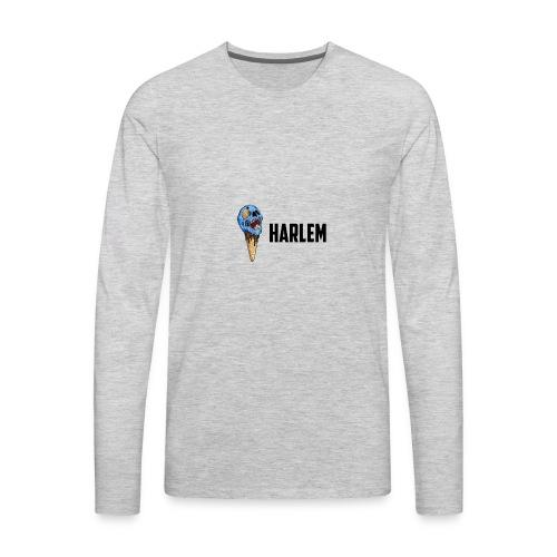 Devil Ice-Cream Tee - Men's Premium Long Sleeve T-Shirt