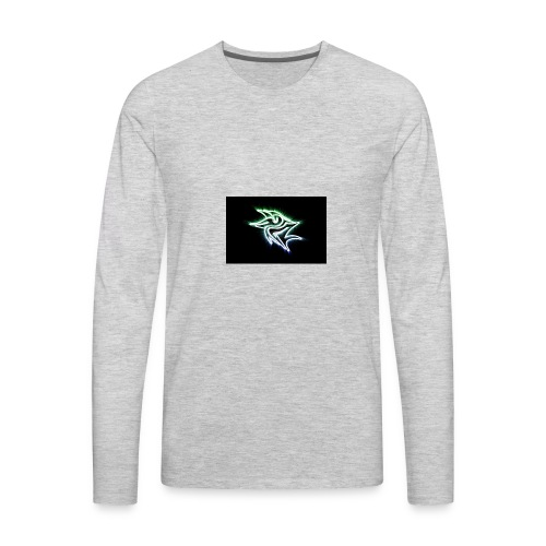 cliprough - Men's Premium Long Sleeve T-Shirt