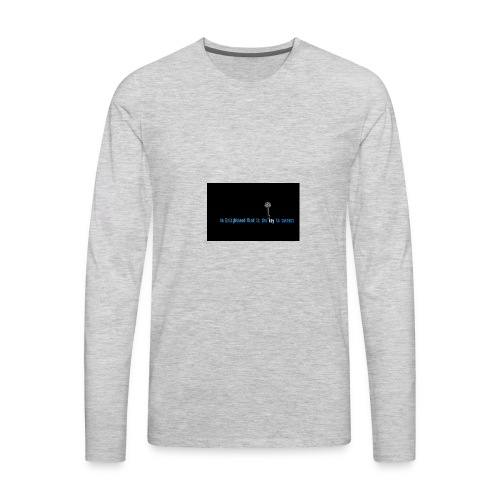 brain2 - Men's Premium Long Sleeve T-Shirt