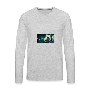 White_tiger - Men's Premium Long Sleeve T-Shirt