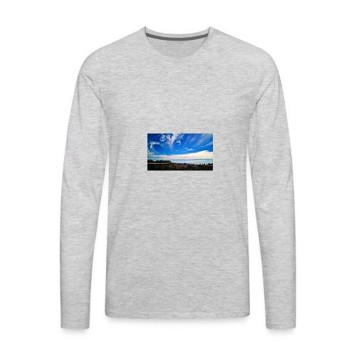 Autumn can be beautiful - Men's Premium Long Sleeve T-Shirt