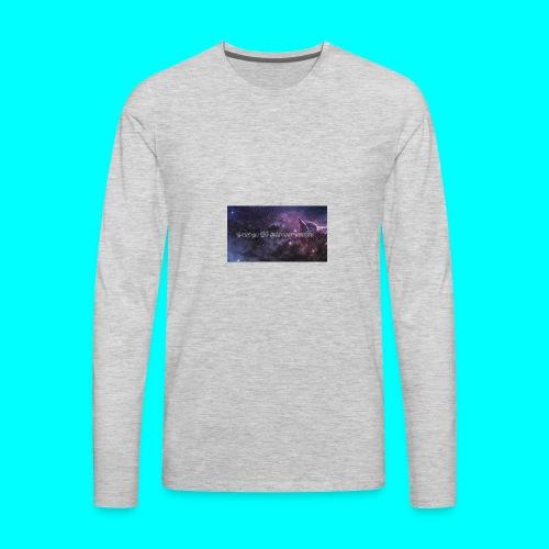 Banner_YT_- - Men's Premium Long Sleeve T-Shirt