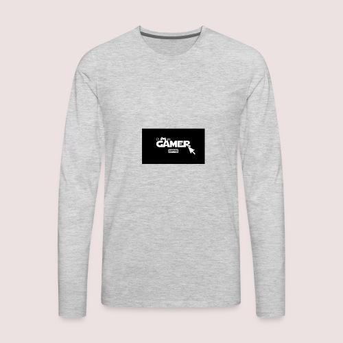 GAMER - Men's Premium Long Sleeve T-Shirt