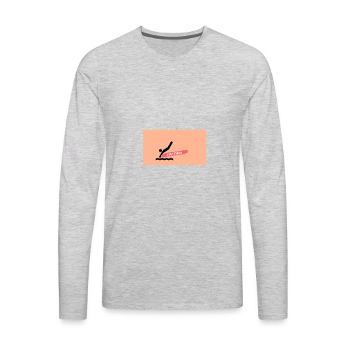 Sweet Life - Men's Premium Long Sleeve T-Shirt