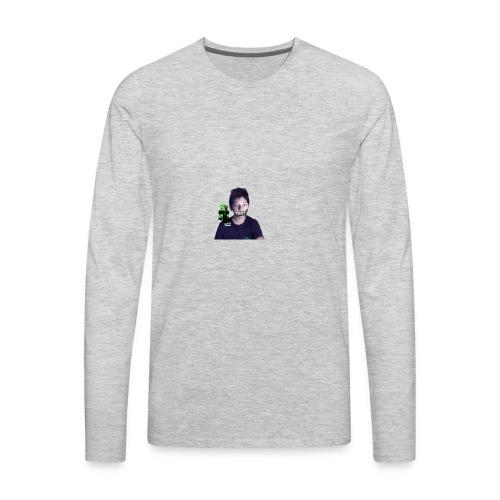 halloween merch - Men's Premium Long Sleeve T-Shirt
