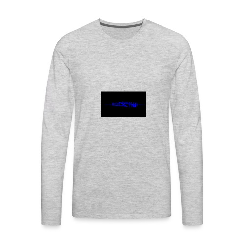 JoshSheelerTv Shirt - Men's Premium Long Sleeve T-Shirt