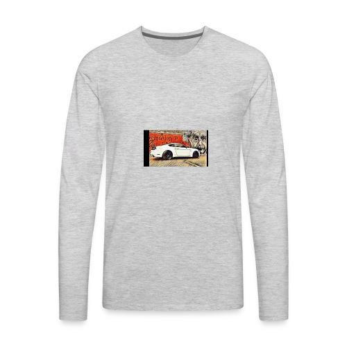 S550mustangGT - Men's Premium Long Sleeve T-Shirt