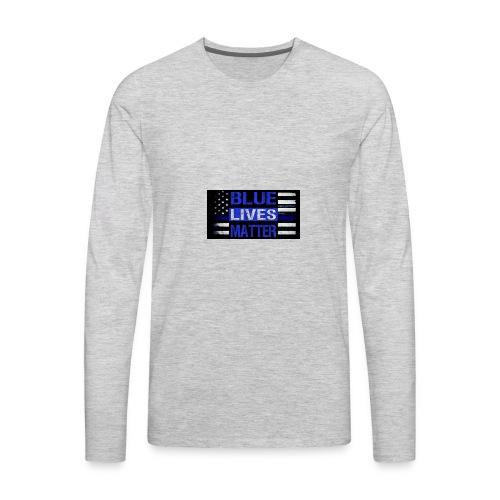 blue-lives-matter-membership-1-1024x538 - Men's Premium Long Sleeve T-Shirt