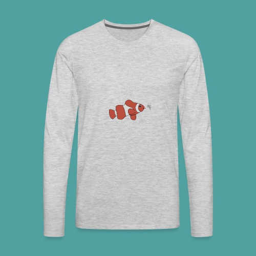 fisheye - Men's Premium Long Sleeve T-Shirt