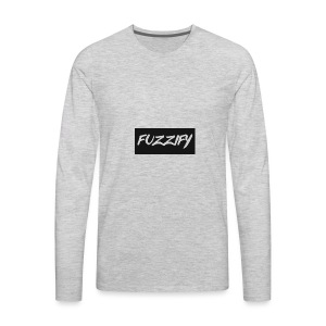 FUZZIFY TRANS - Men's Premium Long Sleeve T-Shirt