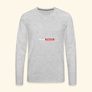Trevor Springer (YOUTUBE EDITION) - Men's Premium Long Sleeve T-Shirt