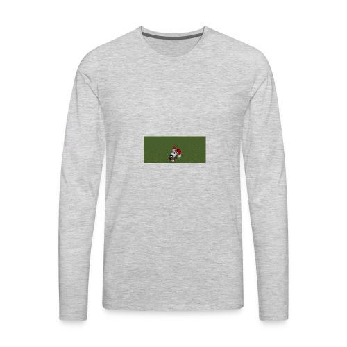 I don't knnow t - Men's Premium Long Sleeve T-Shirt