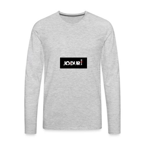 JoDurt - Men's Premium Long Sleeve T-Shirt