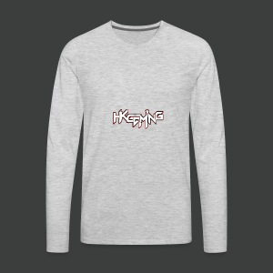 HK Clothing collection - Men's Premium Long Sleeve T-Shirt
