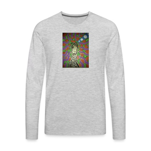 ³rd sight - Men's Premium Long Sleeve T-Shirt