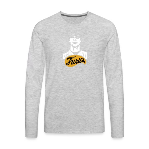 The Warriors Baseball Furies - Men's Premium Long Sleeve T-Shirt
