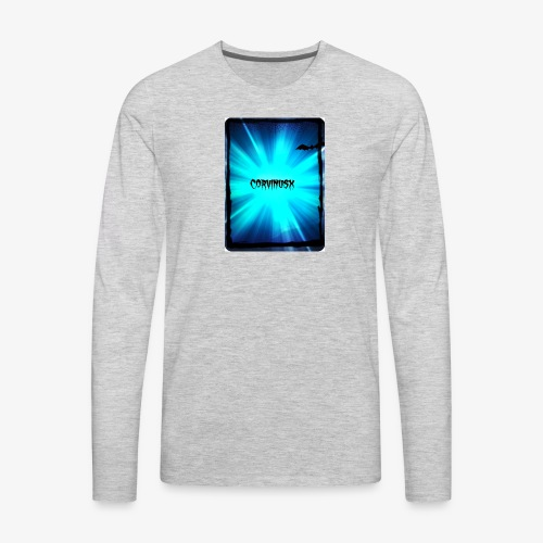 L - Men's Premium Long Sleeve T-Shirt