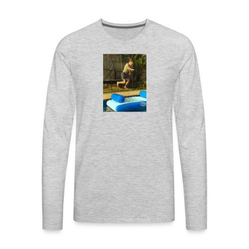 jump clothing - Men's Premium Long Sleeve T-Shirt