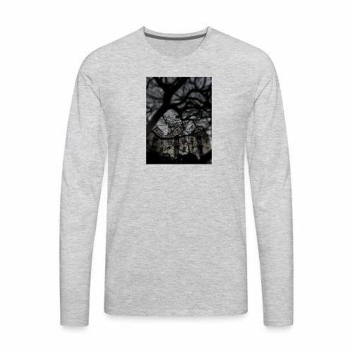Haunted? Nah - Men's Premium Long Sleeve T-Shirt