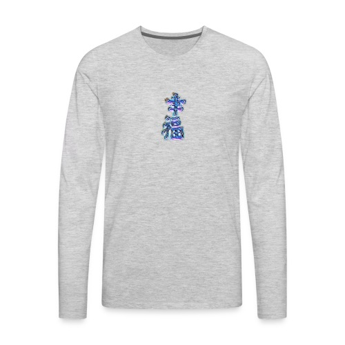 KaiJai Japanese Happiness - Men's Premium Long Sleeve T-Shirt
