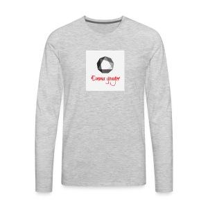 Emmas Merch - Men's Premium Long Sleeve T-Shirt