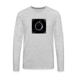 I Am Spiritual in the Universe - Men's Premium Long Sleeve T-Shirt