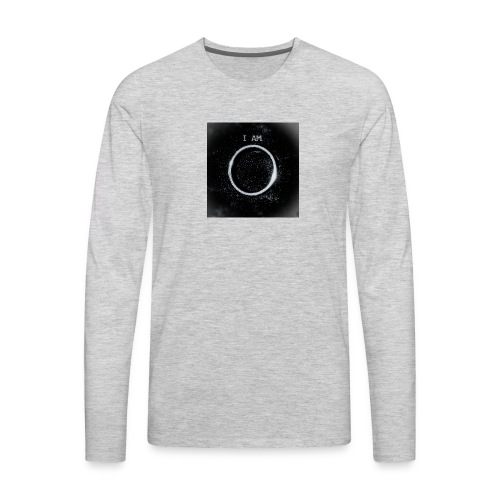 I Am Spiritual in the Universe - Men's Premium Long Sleeve T-Shirt