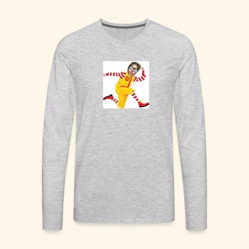 Mc Donald Sean dude - Men's Premium Long Sleeve T-Shirt