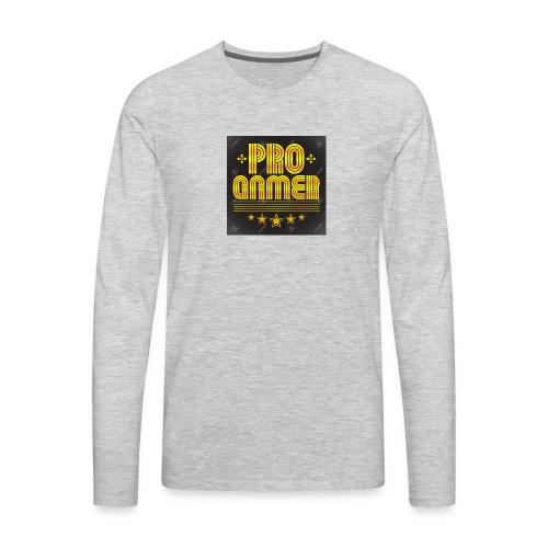 progamer 17 - Men's Premium Long Sleeve T-Shirt