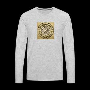 ENS Ken Logo - Men's Premium Long Sleeve T-Shirt