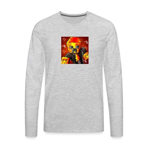 LEGENDARY11 - Men's Premium Long Sleeve T-Shirt