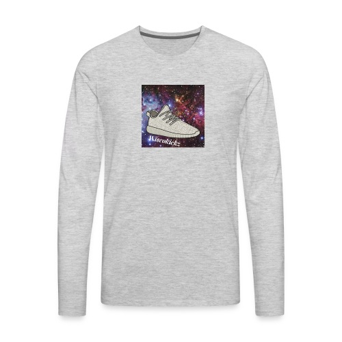 Yeezy - Men's Premium Long Sleeve T-Shirt