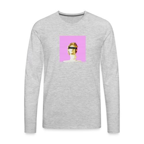 VAPORVSH - Men's Premium Long Sleeve T-Shirt