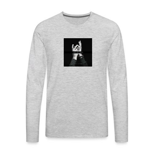 Love is love - Men's Premium Long Sleeve T-Shirt