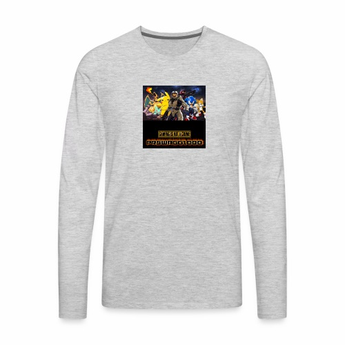 games galore - Men's Premium Long Sleeve T-Shirt