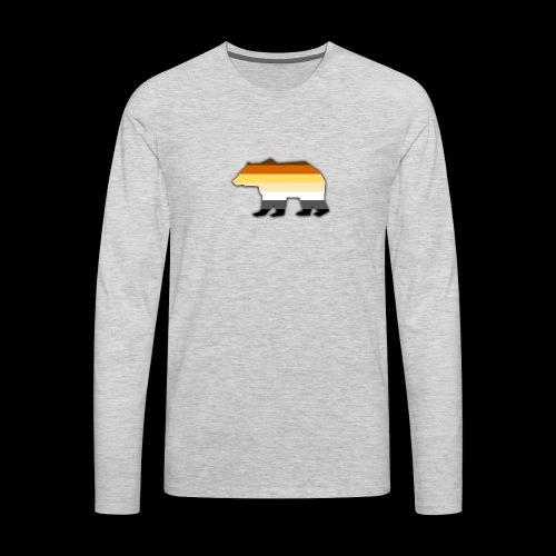 Bear - Men's Premium Long Sleeve T-Shirt