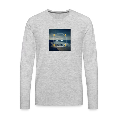 Lil puk - Men's Premium Long Sleeve T-Shirt