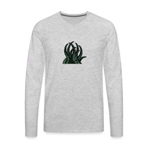 tentacle - Men's Premium Long Sleeve T-Shirt
