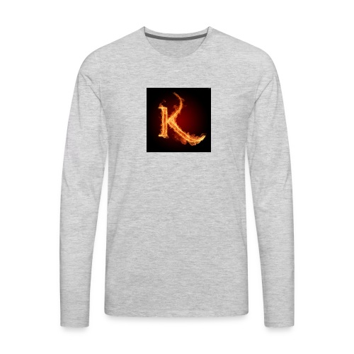 kay - Men's Premium Long Sleeve T-Shirt