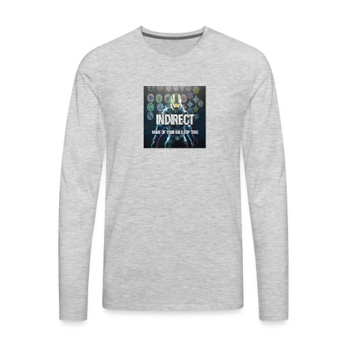 Home of Your Halo Top Tens - Men's Premium Long Sleeve T-Shirt