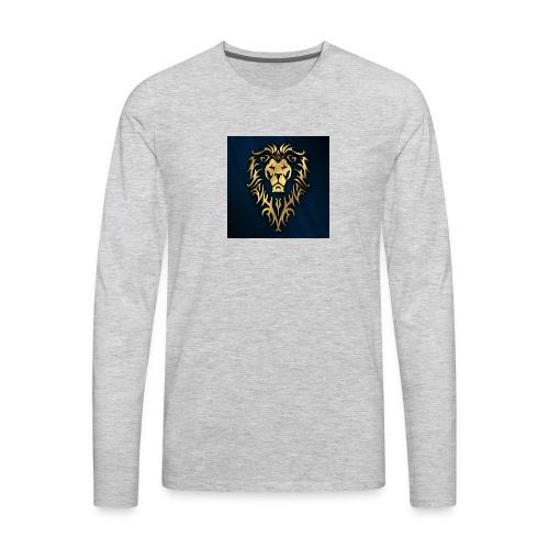 SWAG ROYALTY BRAND - Men's Premium Long Sleeve T-Shirt