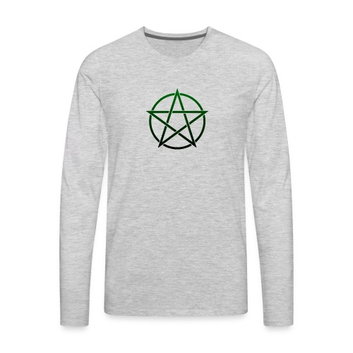 GreenPentagram - Men's Premium Long Sleeve T-Shirt