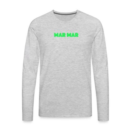 MAR MAR - Men's Premium Long Sleeve T-Shirt