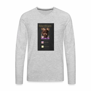 ManMam - Men's Premium Long Sleeve T-Shirt