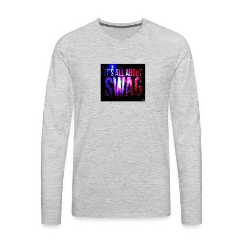 swags - Men's Premium Long Sleeve T-Shirt